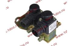 Электропневмоклапан (двойной) F фото Россия