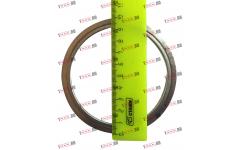 Прокладка турбины (кольцо металлоасбест) d-85, D-102 F для самосвалов фото Россия