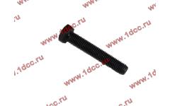 Болт M10x1.5x60 крепления картера маховика H2/H3 фото Россия