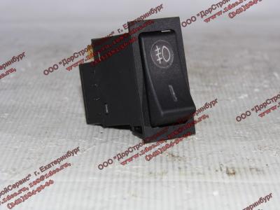 Клавиша противотуманных фар передних H HOWO (ХОВО) WG9719582002