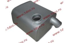 Глушитель квадратный H фото Россия