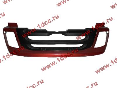Бампер FN3 красный тягач FOTON (ФОТОН) 1B24953100422