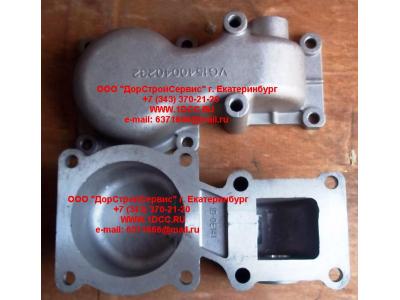 Крышка верхняя разборного термостата смещенная H HOWO (ХОВО) VG1540040232