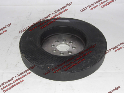 Амортизатор коленвала (демпфер) H HOWO (ХОВО) VG1540020003