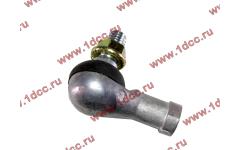 Наконечник тяги КПП левый (внутренняя резьба) М10х1,5, М10х1,5 фото Россия