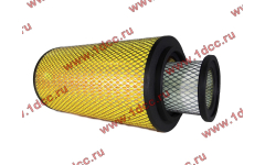 Фильтр воздушный (элемент) LONGGONG CDM833 фото Россия