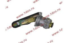 Кран главный тормозной в сборе с педалью C фото Россия