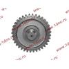 Вал промежуточный длинный с шестерней делителя КПП Fuller RT-11509 КПП (Коробки переключения передач) 18222+18870 (A-5119) фото 2 Россия