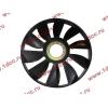 Вентилятор радиатора на гидромуфту d-640 H HOWO (ХОВО) VG2600060446 фото 2 Россия