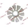 Вентилятор радиатора (на гидромуфту) без кольца d-590 H HOWO (ХОВО) 61500060131 фото 2 Россия