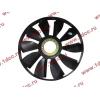 Вентилятор радиатора на гидромуфту d-640 H HOWO (ХОВО) VG2600060446 фото 3 Россия
