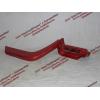 Крыло кабины без спальника левое красное H2 HOWO (ХОВО) WG1641230020 фото 3 Россия