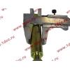 Болт крепления переднего стабилизатора с гайкой H2/H3 HOWO (ХОВО) 199100680069 фото 3 Россия