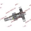 Вал промежуточный длинный с шестерней делителя КПП Fuller RT-11509 КПП (Коробки переключения передач) 18222+18870 (A-5119) фото 4 Россия