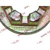 Гайка хвостовика проходного вала (МОДа, хвостовика редуктора) H/SH HOWO (ХОВО) 179000320013 фото 4 Россия