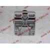 Кронштейн топливного фильтра грубой очистки (с помпой, 4 отверстия) H3/SH/F HOWO (ХОВО)  фото 5 Россия